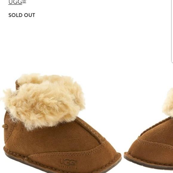 0e788c6e76a Ugg Baby's Boo Sheepskin Bootie